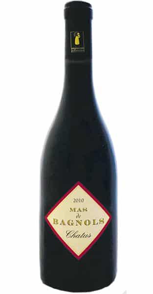 Vin rouge Chatus Ardèche