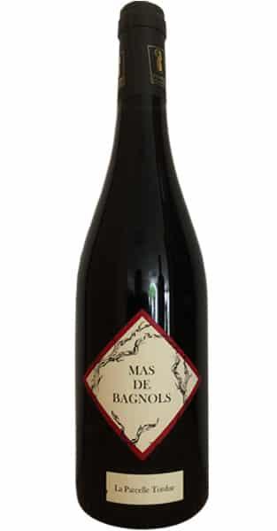 Vin rouge Nature Ardèche - Mas de Bagnols