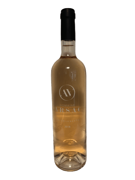 Vin rosé bio Ardèche