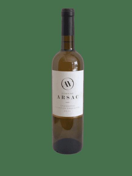 Vin biologique chardonnay Ardèche