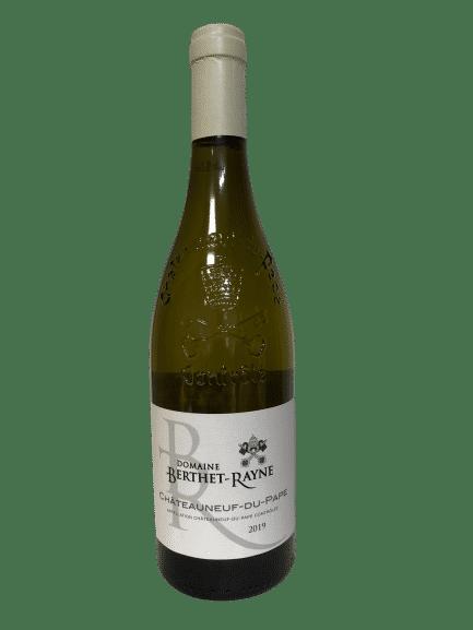 Vin blanc bio Chateauneuf du Pape