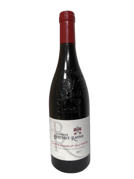 Vin rouge bio Chateauneuf du Pape