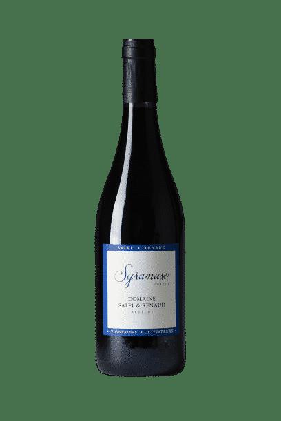 Chatus de l'Ardèche - Syramuse - Domaine Salel et Renaud